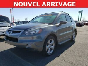 2008 Acura RDX AWD Turbo, Techno package, DVD, Navigation