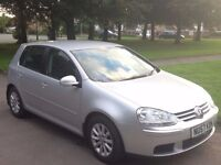V.W GOLF 1.9 TDI DIESEL AUTOMATIC,HPI CLEAR,1 OWNER,2KEY,CAMBELT CHANGE,PARKING SENSOR,CRUISE,A/C