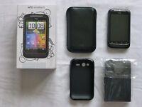 HTC Wildfire s + Accessories