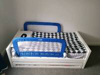 Izziwotnot toddler bed with mattress