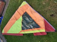 Windsurf sail - for kiddy rig
