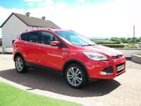 Jan 2015 Ford Kuga TITANIUM X TDCI 4X4*SUPER SPEC! LOVELY CONDITION !