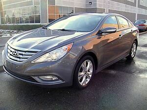 2011 Hyundai Sonata Limited,Leather,Sunroof