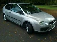 **BARGAIN WITH LOW LOW MILES** 06 Ford Focus Sport 1.4L **Only 48k** Mot'd til March 17 £2000 ono
