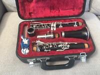 yamaha clarinet nippon gakki