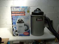 Clarke CWVE1 Vacuum Dust Extractor (230V)