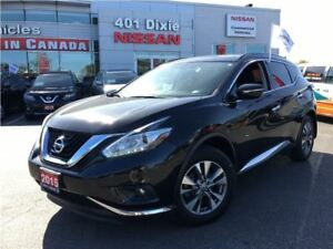 2015 Nissan Murano SV FWD | NAVI | ALLOYS | MOONROOF | REM START