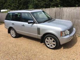 Land Rover Range Rover 3.6 TD V8 VOGUE SE