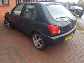 ford fiesta low mileage excellent condition