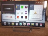 LG 55 inch LED SMART 3D TV 55LM670T Cinema Screen design