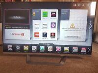 LG 55 inch LED SMART 3D TV 55LM670T Cinema Screen design