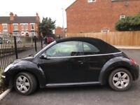Vw beetle Luna cabriolet convertible