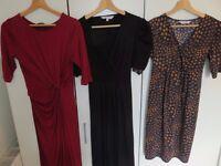 Three Maternity Dress Bundle Size 10