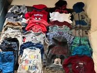 BOYS MASSIVE BRAND NAME BUNDLE 18-24MONTHS