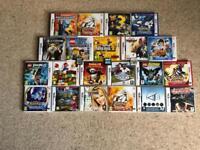 24 Nintendo DS & 3DS Games