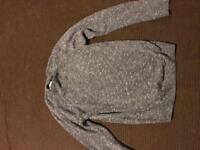 Top man grey jumper