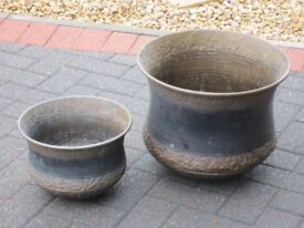 Copper Alloy Flower Pots