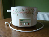 Swan Moulinex 2.5l automatic slow cooker in Eternal Beau design