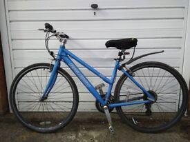 Raleigh X1 Ladies Road Bike - Good tyres, chain, cassette, etc.