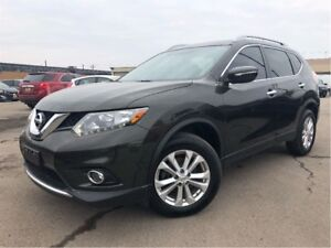 2014 Nissan Rogue SV AWD SUNROOF HEATED FRONT SEATS