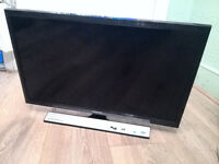 """Samsung T32E310EX 24"""" LED TV - Freeview HD Ready For Parts"""