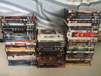 59 DVDS Collection - Job lot 59 DVDs in excellent conditions (Special and Double Editions) only £15
