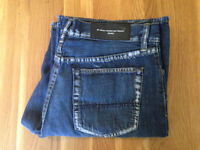 """French Connection Men's Comfort Fit Jeans (34""""W x 32""""L)"""
