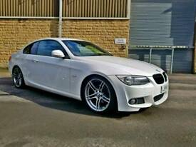 Bmw 320d m sport coupe 3 series 2013