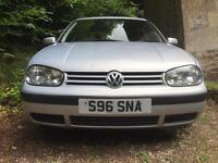 VW GOLF 1.6L for sale