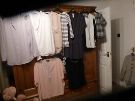 Ladies bundle of clothes or sell separate size 12