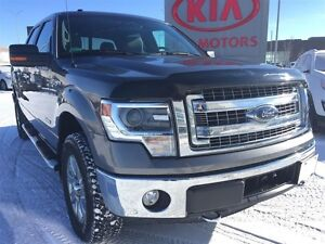 2014 Ford F-150 XLT/XTR ECO BOOST, TRAILER TOW PACKAGE