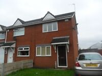 Two Bed Semi Detached - Cross Street, Farnworth, Bolton - £500.00pcm