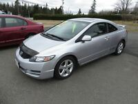 2011 Honda Civic SE, COUPE, LOCAL TRADE!