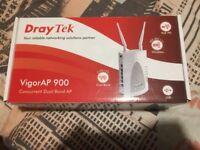 DrayTek VigorAP 900 - Concurrent Dual Band AP - Networking / Wireless