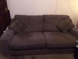 Large settee