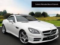 Mercedes-Benz SLK SLK250 CDI BLUEEFFICIENCY AMG SPORT (white) 2014-09-26