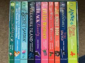 Oxford Children's Classics Collection - 10 Books