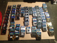Bulk Job lot of Electrical Wickes Stock , in original packing. Approx. 350 items - £1 an item approx