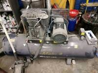 SnapOn Airmain 270L 3 Phase Compressor