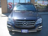 2011 Mercedes-Benz M-Class BlueTEC/GRAND EDITION