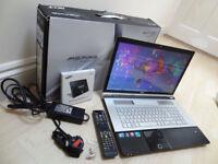 "Acer Aspire 8943G 18.4"" Laptop with 256GB SSD, Intel i7, ATI 5850 1GB, 8GB Ram"