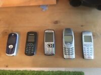 Mobile phones job lot