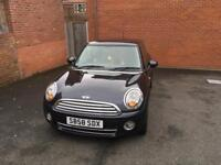 Mini Cooper D 1.6L with optional Chilli pack