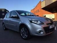 2012 Renault Clio 1.2 16v 75PH dynamique tom tom limited editiom