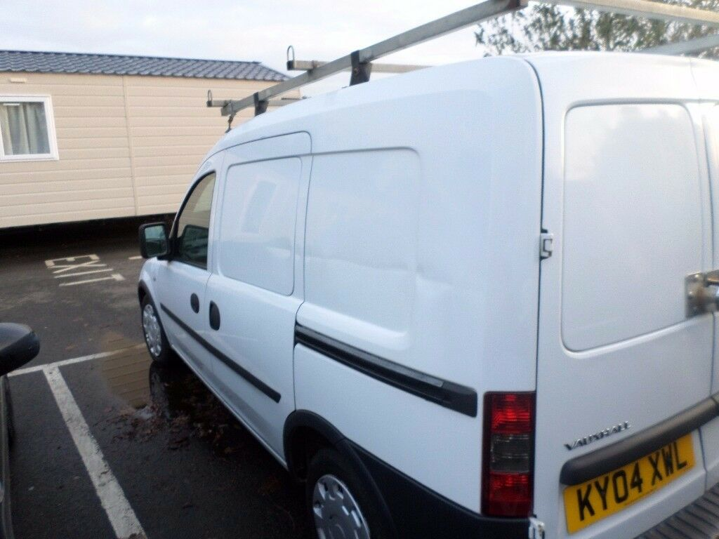 Vauxhall Combo 2000 DTI Van