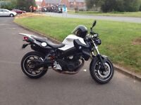 BMW F800R, FULL SERVICE HISTORY, £400 EXHAUST, MOT TILL JULY 2018, SOUNDS AWESOME