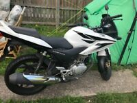 Honda motorbike for sale. Price £1500