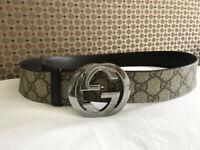 """23702412df4 Genuine Classic Men s Gucci Belt 36"""""""