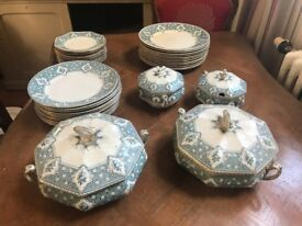 Dinner / China Set - FS & Sons Berkley