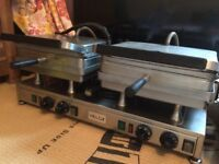 Velox Commercial High Speed Contact Grill/panini/toasted sandwich maker - used, good working order